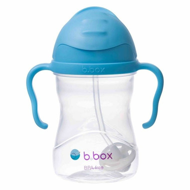 B.Box, Innowacyjny bidon ze słomką malinowy