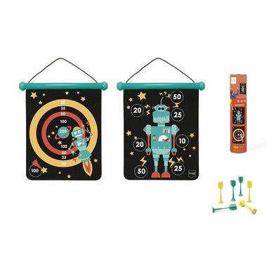 Scratch, Rzutki magnetyczne Robot, rozmiar M