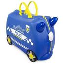 Trunki, Jeżdżąca walizeczka - Radiowóz Percy + naklejki