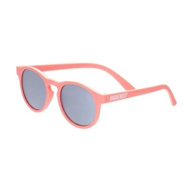 Babiators, Okulary przeciwsłoneczne dla dzieci Melon with Silver Mirrored Lenses (The Weekender) 0-2