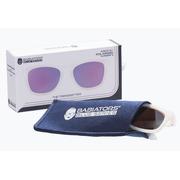 Babiators, Okulary przeciwsłoneczne dla dzieci Transparent with Light Purple Lenses (The Trend Setter) 0-2