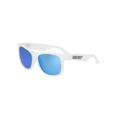 Babiators, Okulary przeciwsłoneczne dla dzieci Navigator Blue Ice 0-2