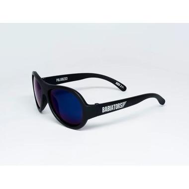 Babiators, okulary z polaryzacją Czarny do zadań specjalnych niebieskie szkła 0-3