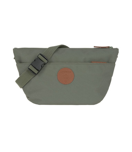 Lassig, Green Label Torba nerka dla mam Bum Bag Adventure Olive