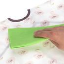Lassig, Śliniak z długim rękawem 12m+ Little Water Łabędź