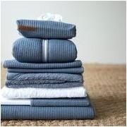 Little Dutch, Letni śpiworek bawełniany bez rękawków Pure blue 110 cm