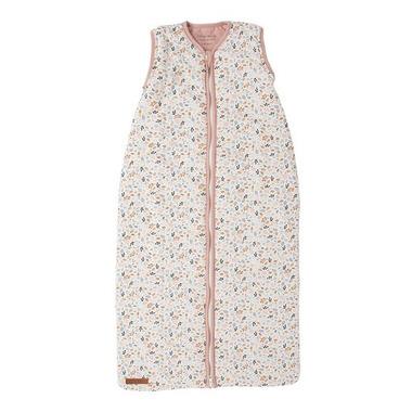 Little Dutch, Letni śpiworek bawełniany bez rękawków Spring Flowers 110 cm