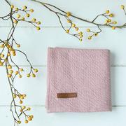 Little Dutch, Bawełniany ręcznik Pure pink
