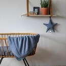 Little Dutch, Bawełniany ręcznik Pure blue