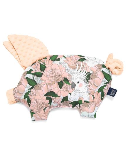 La Millou, By Małgorzata Rozenek - Majdan - Podusia Sleepy Pig - Lady Peony - Powder Pink Bright