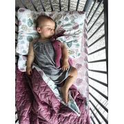 La Millou, By Małgorzata Rozenek - Majdan - Bamboo Bed Pillow - 40x60cm - Lady Peony