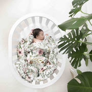 La Millou, By Małgorzata Rozenek - Majdan - Bamboo Bedding Medium Size - Lady Peony