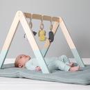 Little Dutch, Baby gym - pałąk mięta