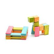 Tegu, Drewniane klocki magnetyczne DISCOVERY SET zestaw 26szt Tints