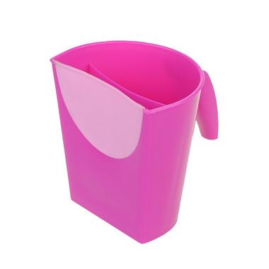 Kubek do mycia głowy różowy