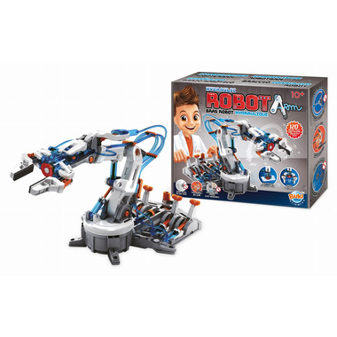 Buki, Hydrauliczne Ramię Robota