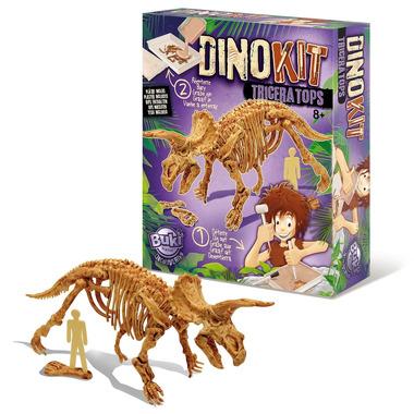 Buki, Mały Archeolog - Triceratops