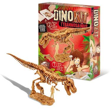 Buki, Mały Archeolog - Tyranozaur