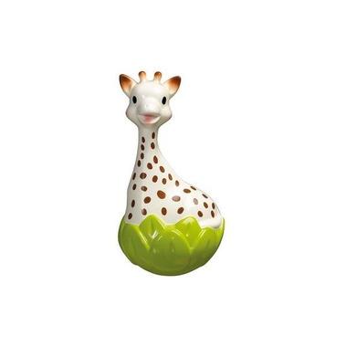Żyrafa Sophie jako - wańka wstańka