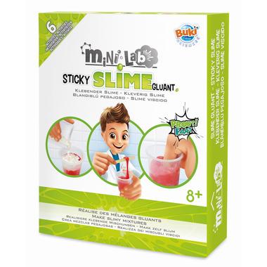 Buki, Mini Lab Produkcja Slime Glutów