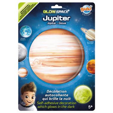 Buki, Planeta Świecąca W Ciemnościach Jowisz