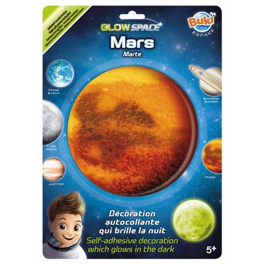 Buki, Planeta Świecąca W Ciemnościach Mars