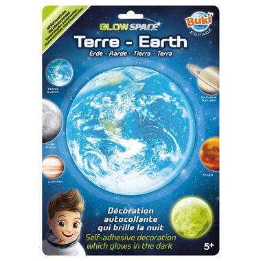 Buki, Planeta Świecąca W Ciemnościach Ziemia