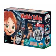Buki, Walkie-Talkie Z Akumulatorem - Zasięg 4 km