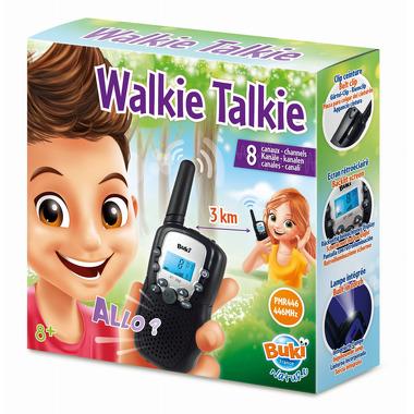 Buki, Walkie-Talkie Zasięg 3 km