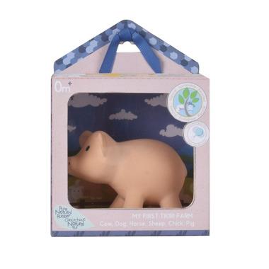 Tikiri, Gryzak zabawka Świnka Farma w opakowaniu