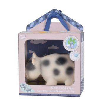 Tikiri, Gryzak zabawka Krowa Farma w opakowaniu