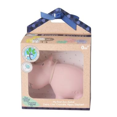 Tikiri, Gryzak zabawka Hipopotam Zoo w opakowaniu