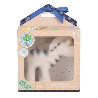 Tikiri, Gryzak zabawka Zebra Zoo w opakowaniu