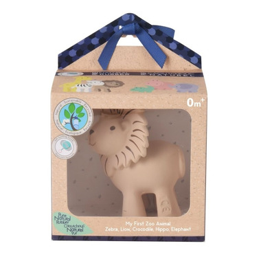 Tikiri, Gryzak zabawka Lew Zoo w opakowaniu