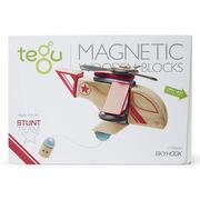 Tegu, Drewniane klocki magnetyczne STUNT TEAM Skyhook