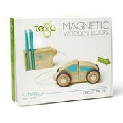 Tegu, Drewniane klocki magnetyczne FUTURE LINE Circuit Racer