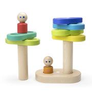Tegu, Drewniane klocki magnetyczne BABY & TODDLER Magnetyczna Układanka