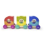 Tegu, Drewniane klocki magnetyczne BABY & TODDLER Magnetyczny Tramwaj