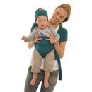Chusta do noszenia dziecka Babywrap turkusowa