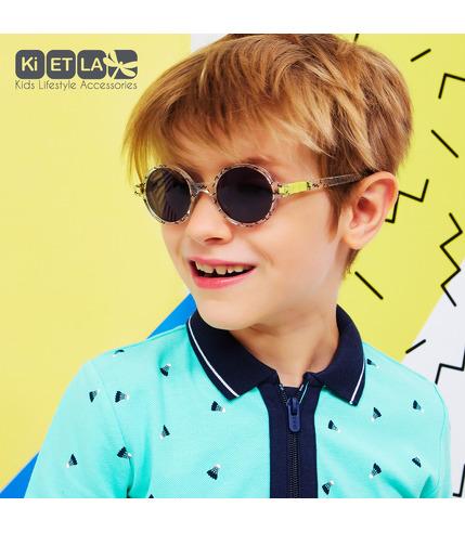 Okulary przeciwsłoneczne dla dzieci Ki ET LA CRAZYG ZAG Sun