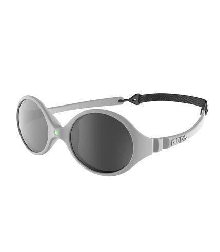 Ki ET LA, Okulary Przeciwsłoneczne Diabola, Mouse grey, 0-18 mies.