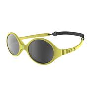 Ki ET LA, Okulary Przeciwsłoneczne Diabola, Yellow, 0-18 mies.