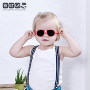 Ki ET LA, Okulary Przeciwsłoneczne Jokala, Coral, 2-4 lata