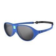 Ki ET LA, Okulary Przeciwsłoneczne Jokala, Royal Blue, 2-4 lata