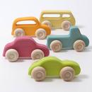 Grimm's, 5 kolorowych samochodzików Slimline