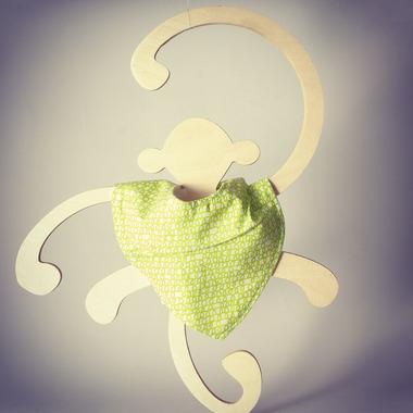 Śliniak - zielone zygzaki