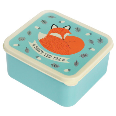 Pudełko na lunch Rudy Lis Rex