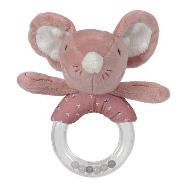 Tiamo Grzechotka z kuleczkami Myszka Baletnica Różowa