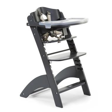Childhome, Krzesełko do karmienia Lambda 3 Anthracite