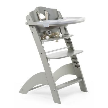 Childhome, Krzesełko do karmienia Lambda 3 Stone Grey